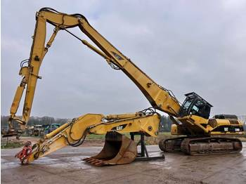 Escavadora de rastos CAT 330DL Demolition 21 meter boom