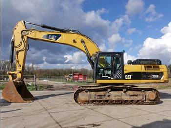 Escavadora de rastos CAT 336DL Good working condition