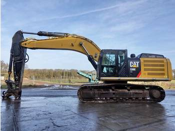 Escavadora de rastos CAT 336E LH Hybrid / Dutch machine: foto 1