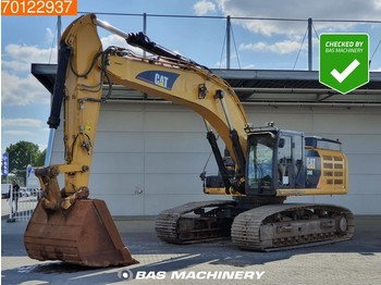 Escavadora de rastos Caterpillar 349 E L Dutch machine - all functions