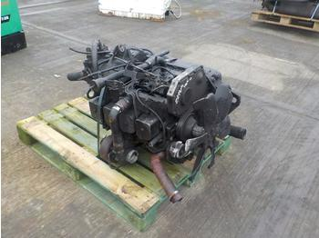 Cummins 4 Cylinder Engine, Pump - motor