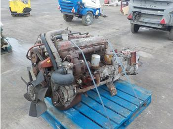 Iveco 6 Cylinder Engine, Gear Box - motor