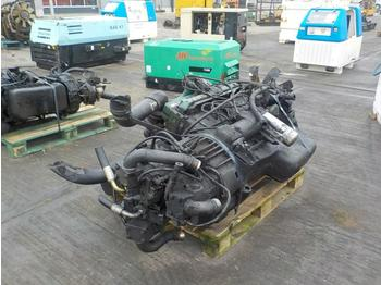 Volvo 6 Cylinder Engine, Pumps - motor