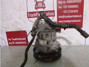 Volvo FH13 Air conditioning compressor - motor
