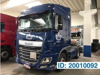 DAF XF106.460 Super Space Cab - tractor