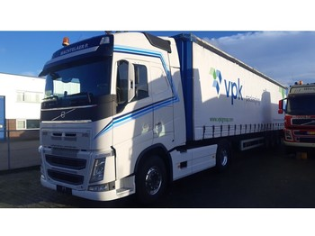 Tractor Volvo FH4 500 Globetrotter Manual